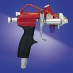 Pistolet Manuel HS-25 2 K pour Produits à Deux Composants