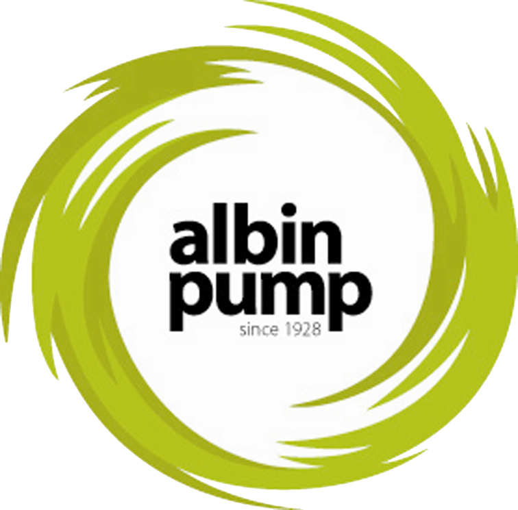 Albin pump logo