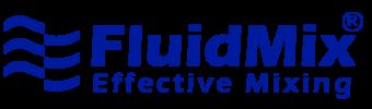 Fluid mix logo