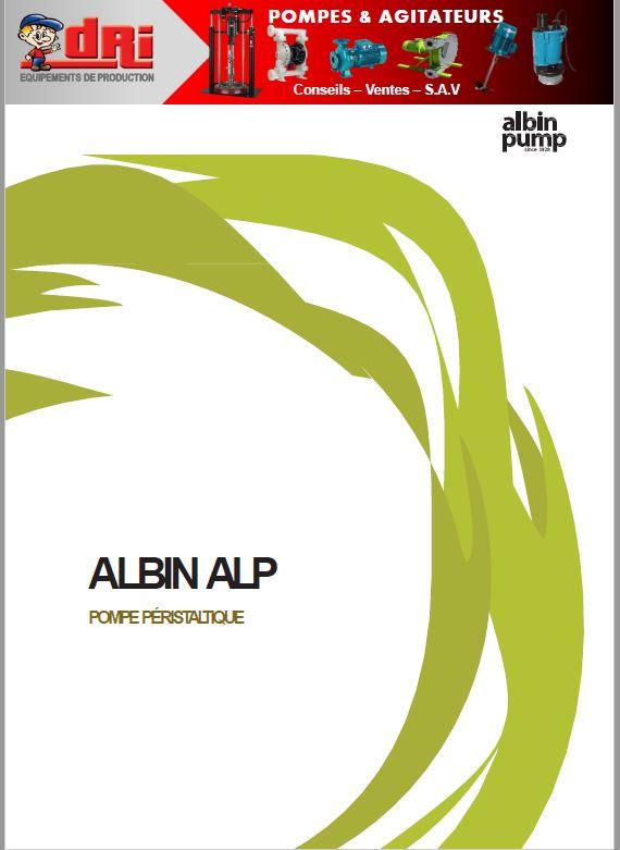 Pompes Péristaltiques Albin Pump