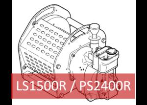 LS1500R & PS2400R SERIES