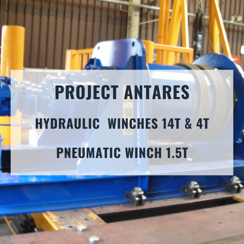 Projet Antares