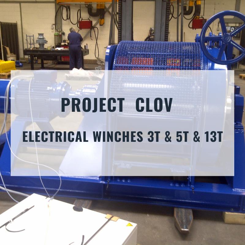 Projet Clov