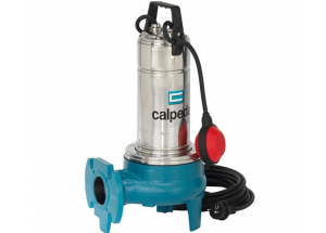 Pompes d'assainissement Calpeda