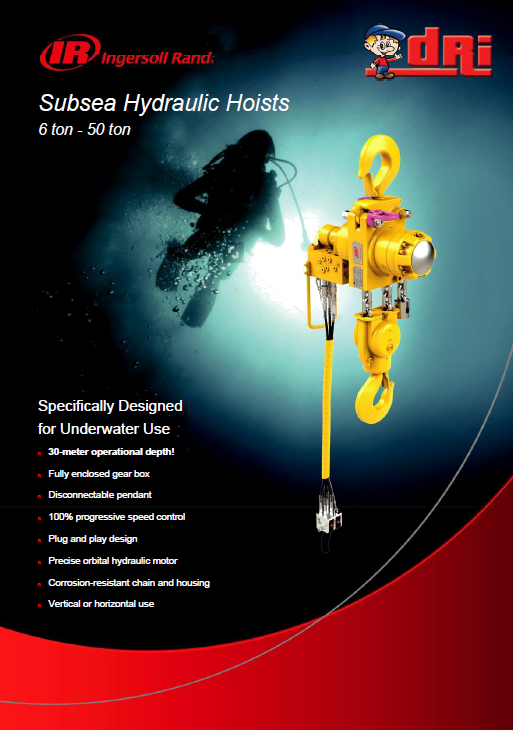 Couverture SUBSEA