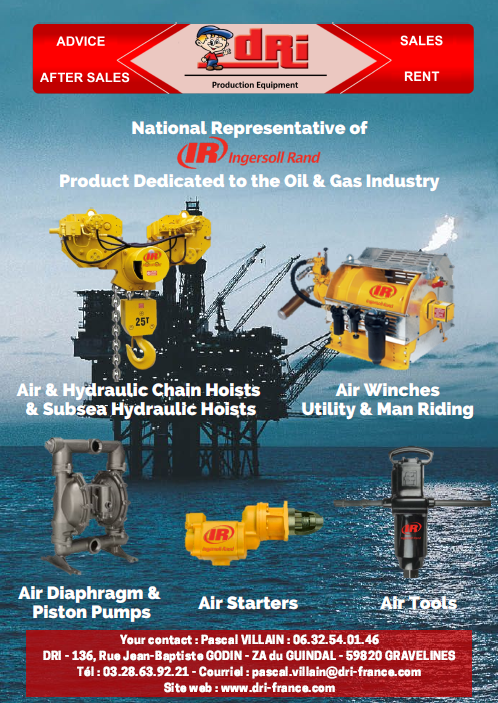 Products Dedicated Oil & Gas