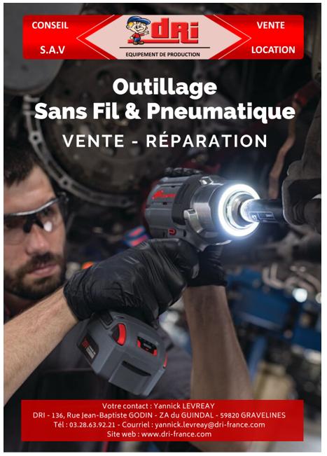 Plaquette Outillage